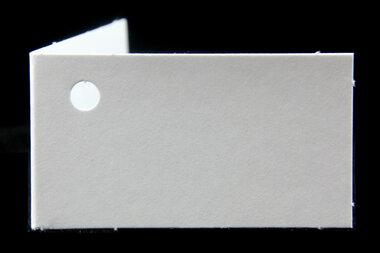 Kaartjes voor doopsuiker blanco