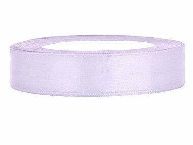 Lavendel satijn lint 1.5 cm breed